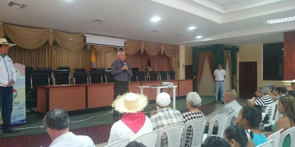 Se desarrolla el panel forum: «La identidad montuvia ecuatoriana»