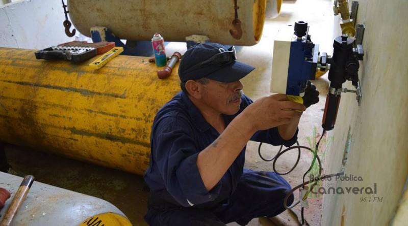 Se realizó cambio de equipo de cloración en planta de Guarumo