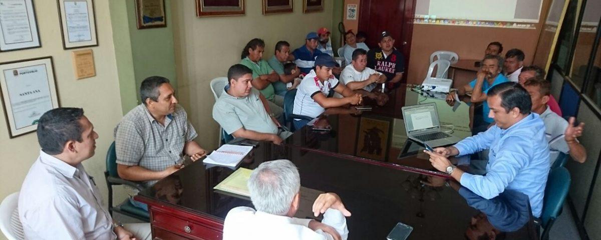 Proponen modelo de gestión para Camal Municipal de Santa Ana