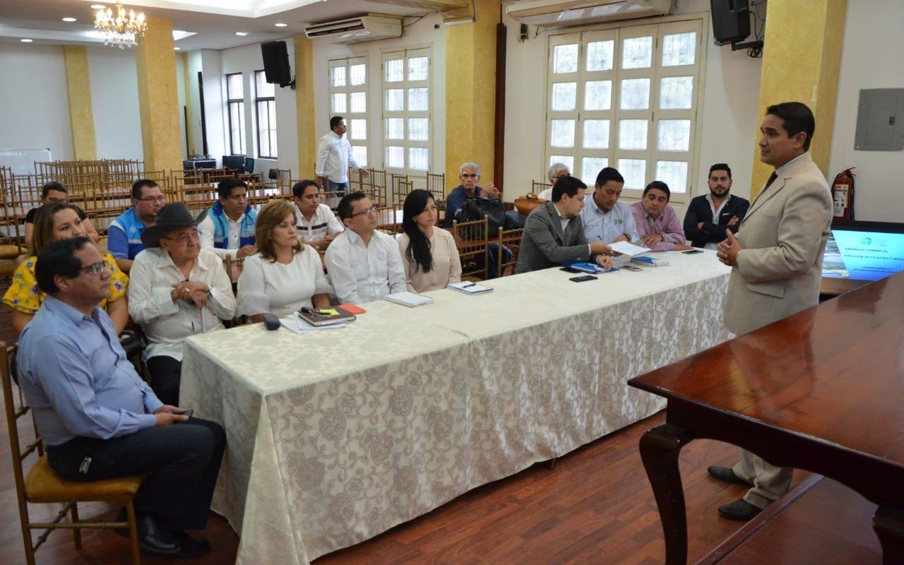 Autoridades socializan proyecto de sostenibilidad de recursos hídricos