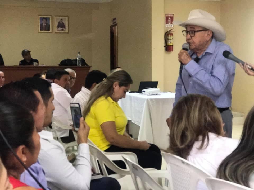 Asambleas de presupuesto se realizó en parroquias La Unión y Pueblo Nuevo