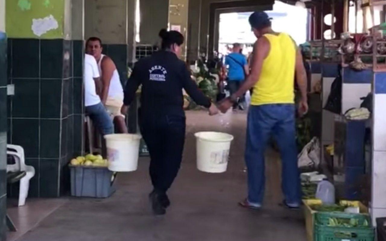Ciudadana contribuye por un Santa Ana más saludable