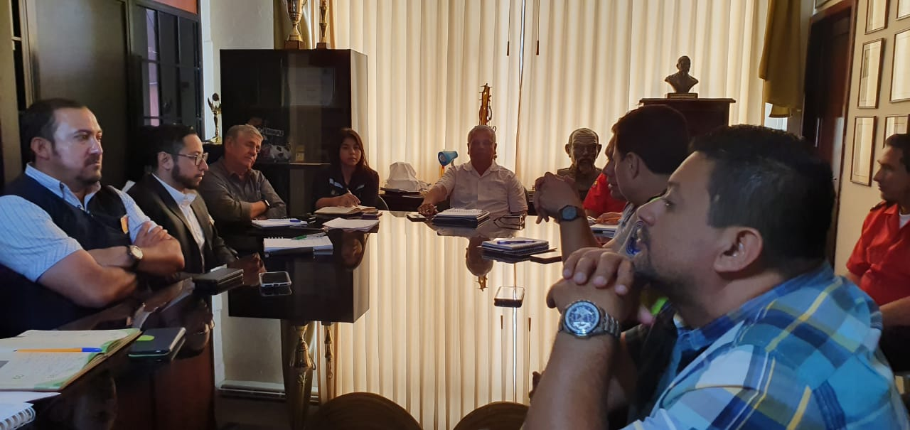 Comité de Operaciones Emergentes del cantón Santa Ana se declara en sesión permanente
