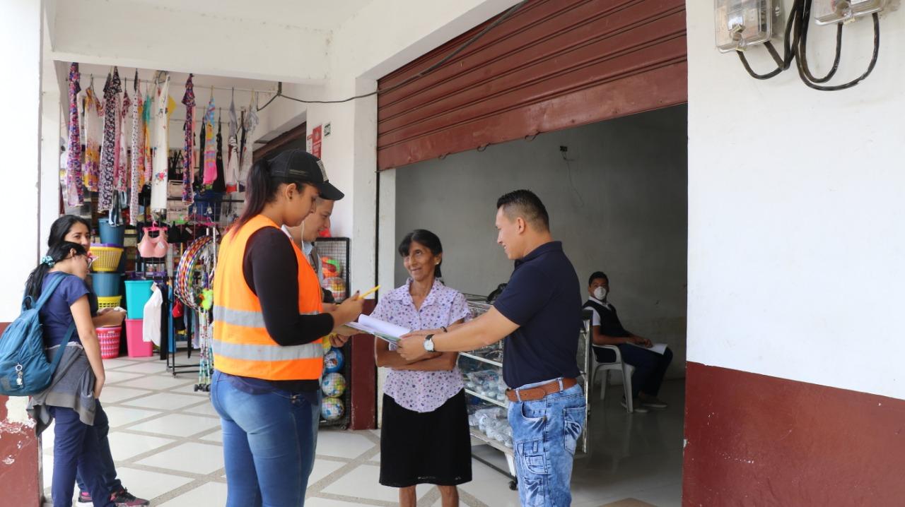 El Gobierno Municipal avanza en la actualización del catastro urbano del cantón