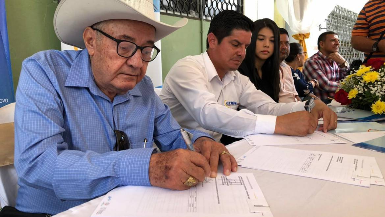 Alcaldía de Santa Ana trabajando por un cantón más Seguro y Productivo