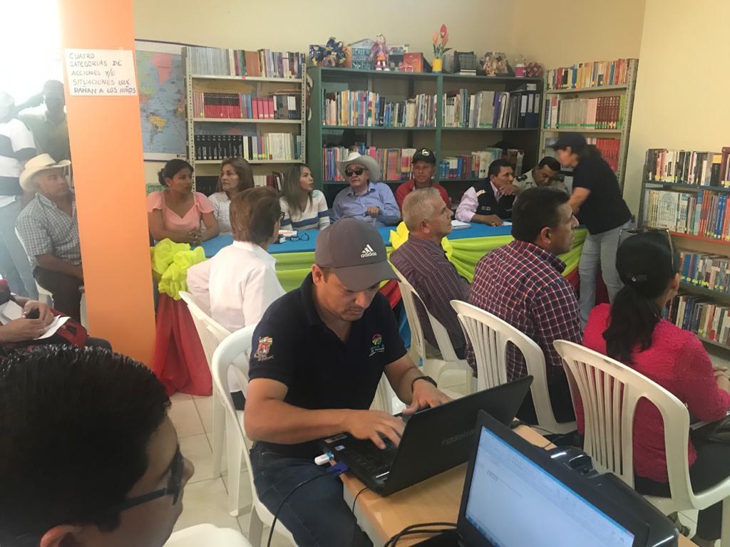 El GAD Municipal de Santa Ana se prepara con el proceso de Rendición de Cuentas