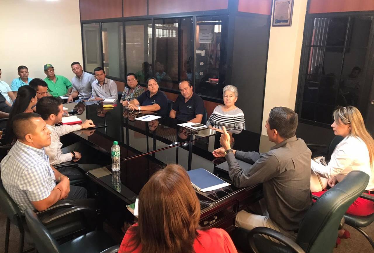 Municipio y Gobierno Provincial afianzarán proyectos sociales.