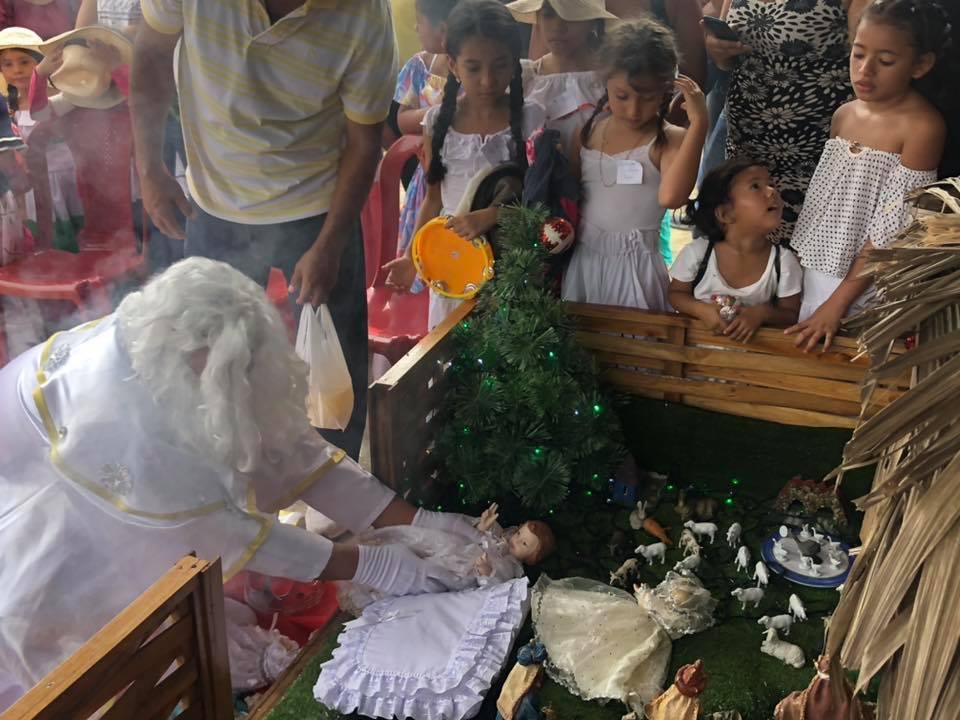 """Santa Ana vivió con intensidad la """"Bajada de Los Reyes Magos y Caretas Abajo"""""""