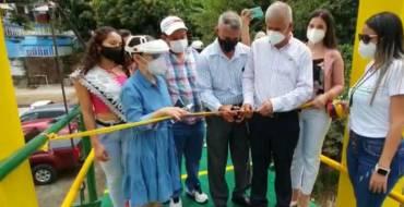 El Municipio reconstruyó puentes en comunidades de Honorato Vásquez y entregó a sus habitantes