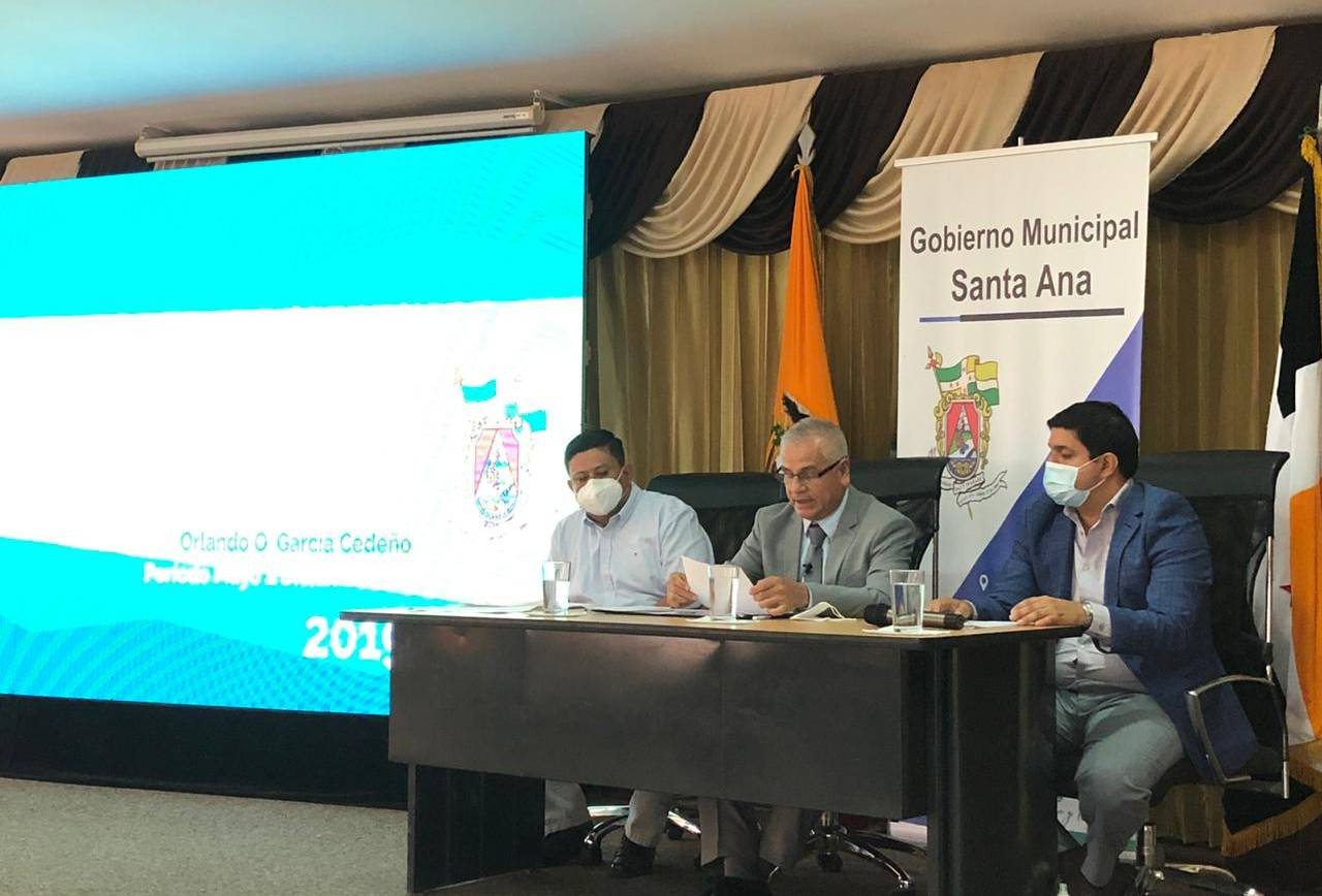 Autoridades del Gobierno Municipal rindieron cuentas a sus mandantes sobre el ejercicio fiscal 2019