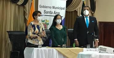 Concejales del cantón Santa Ana realizaron su Rendición de Cuentas